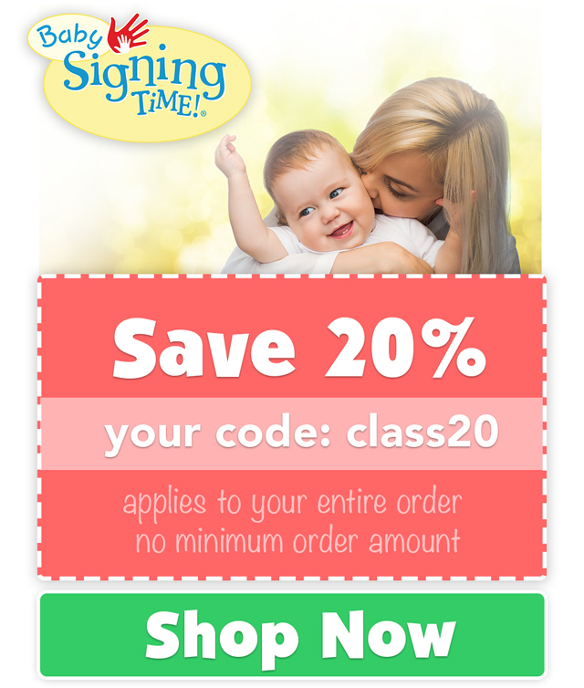 Benefits of Baby Signing Time